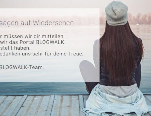 Blogwalk trägt Trauer: RTL stellt Mode-Blog ein